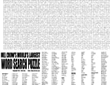 Mel Crow's World's Largest Word Search Puzzle