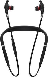 comprar comparacion Jabra Evolve 75e MS - Auriculares Inalámbricos Certificados por Microsoft, Batería de Larga Duración, Cinta Vibratoria par...