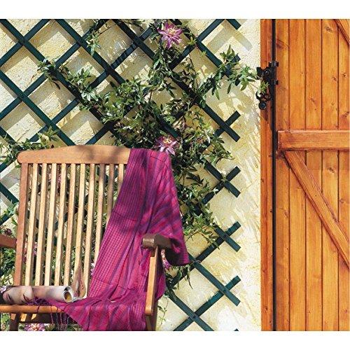 Internas M77158 Treillis Extensible 1 x 2 m Couleur Vert