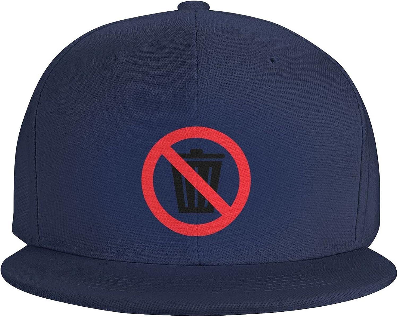 I Love Trolleys Flat Brim Baseball Hat Cowboy Hat Sun Hat Unisex