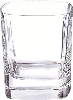 Luigi Bormioli 09829/06 Strauss 8 oz Juice Glasses Clear, Set of 6