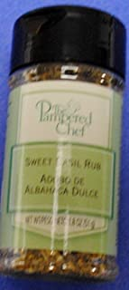 PAMPERED CHEF SWEET BASIL RUB