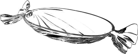 Bohemia Bowl 34.5 cm - Clear