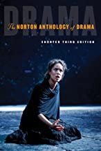 Best norton anthology of drama 3rd edition Reviews