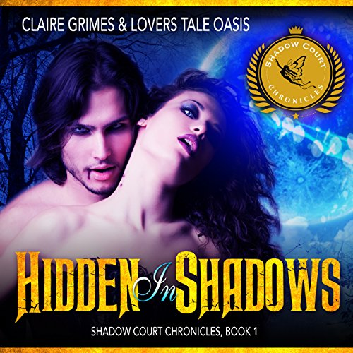 Hidden in Shadows audiobook cover art