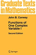 Functions of One Complex Variable (Graduate Texts in Mathematics - Vol 11) (v. 1)