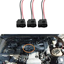 Motoparty Ignition Coil Connector Pigtail Plug Harness Fit For Toyota 4Runner Camry Celica Pickup MR2 T100 Lexus IS300 SC300 GS300 LS400 SC400 90980-11246,3PCS
