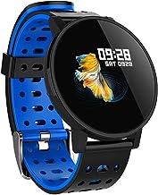 YZY Fitnesstracker, fitnessarmband activity tracker met hartslagmeter, stappenteller, calorieënteller en push-informatie (...