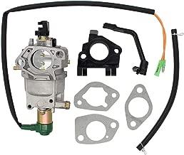 Manual Choke Carburetor Gasket Carb For Champion Power Equipment 6000 7000 Watt 389cc Gas Generator 40023 Harbor Freight Predator 13HP 420CC 69671 68530 68525 8750W 8750