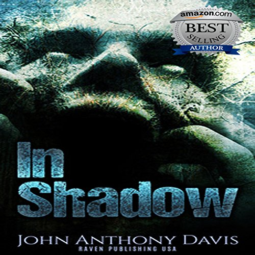 In Shadow audiobook cover art