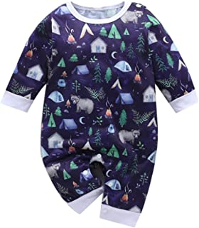 Toyvian 1Set Baby Clothes Cotton Winter Fall Clothes Baby Dressing T-Shirts Pant Suits for Newborn Infant with Hat