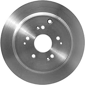 Bendix Premium Drum and Rotor PRT5499 Rear Brake Rotor