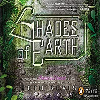 Shades of Earth audiobook cover art