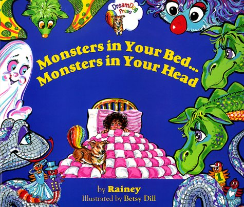 Monsters in Your Bed...Monsters in Your Head (Jazz the DreamDog T)