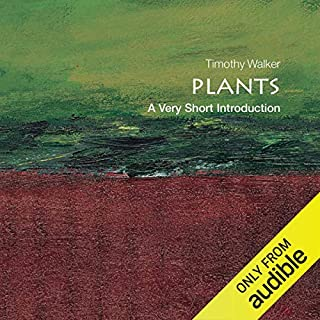 Plants audiobook cover art