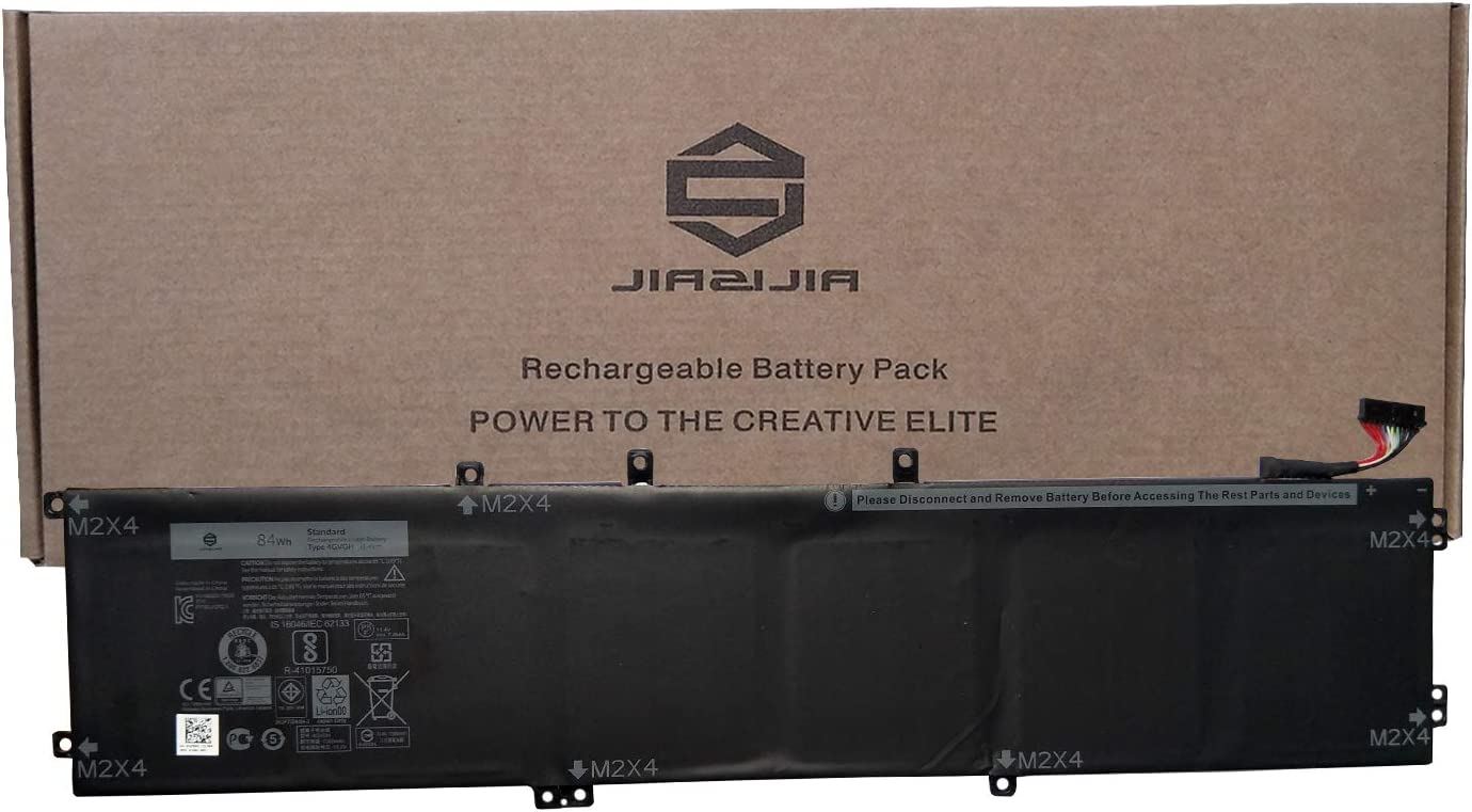 JIAZIJIA 4GVGH Laptop Selling Battery Replacement XPS Very popular Dell Prec for 9550