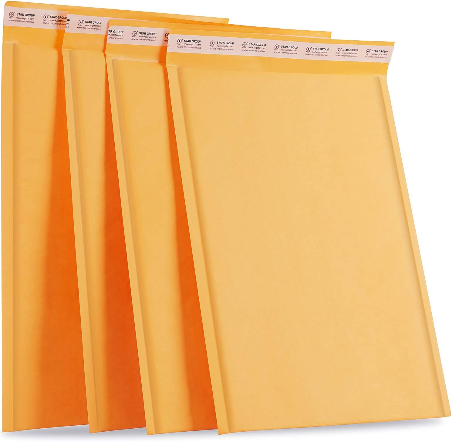 XCGS 10.5x16 Max 82% OFF Super Special SALE held inch Padded Bubble Envelopes Kraft Mailer #2