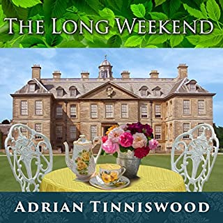 The Long Weekend audiobook cover art