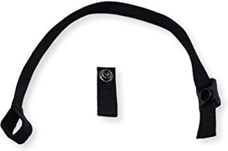 zechy Hockey Helmet Chin Strap with Snap Replacement 15 Inches