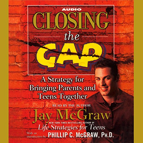 Closing the Gap audiobook cover art