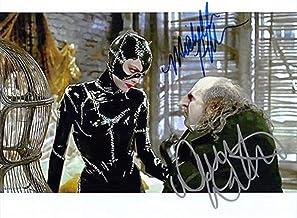 ◆直筆サイン ◆バットマンリターンズ ◇BATMAN RETURNS (1992) ◆ミシェル ファイファー as キャットウーマン/セリーナ ◆Michelle Pfeiffer as Catwoman/Selina ◆ダニー デヴィート a...