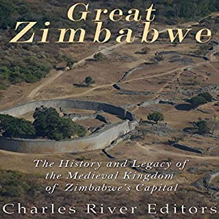 Great Zimbabwe cover art