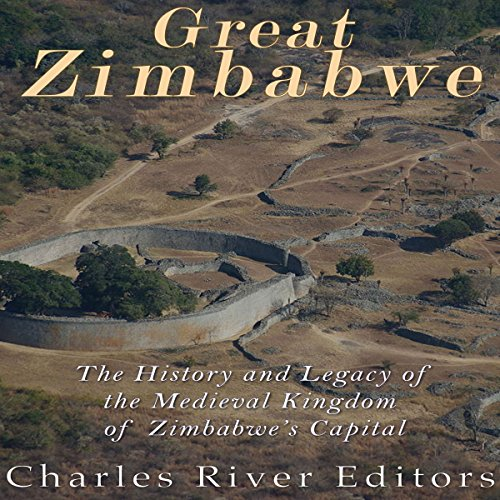 Great Zimbabwe audiobook cover art