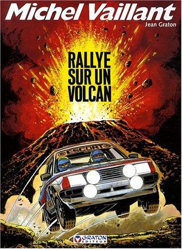 Michel Vaillant, Tome 39 : Rallye sur un volcan