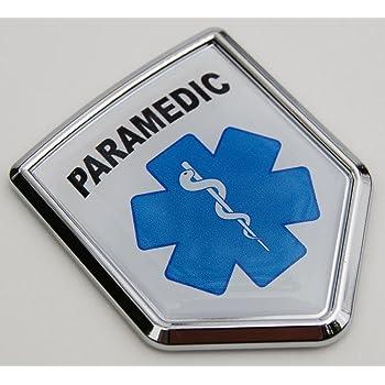 Amazon Com Ak Wall Art Emt Ems Medic Paramedic Vinyl Decal Car Phone Helmet Select Size Automotive