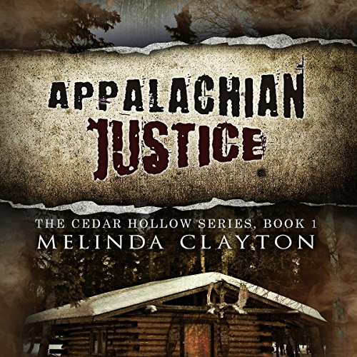 Appalachian Justice audiobook cover art