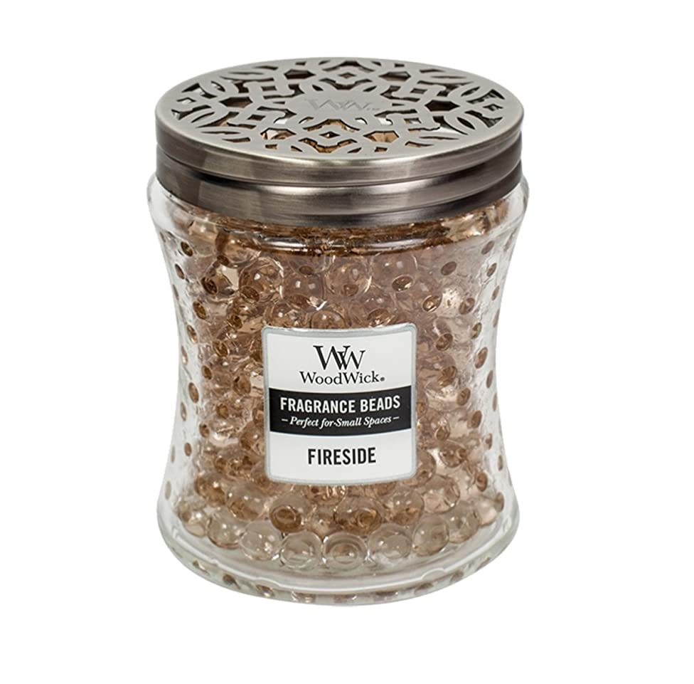 FIRESIDE WoodWick Fragrance Beads Room DiffuserFIRESIDE WoodWick Fragrance Beads Room Diffuser