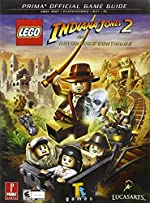 Lego Indiana Jones 2 - The Adventure Continues: Prima Official Game Guide de Michael Knight