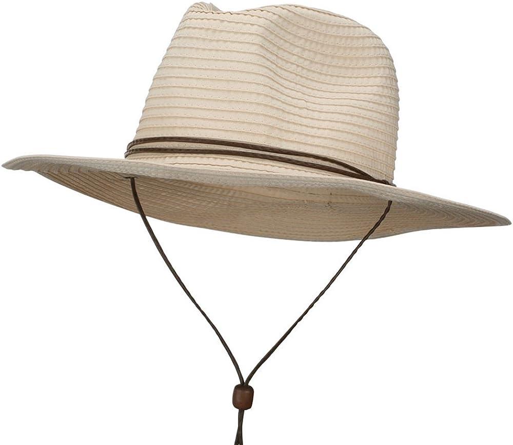 Men's Adjustable Portland Mall UPF 45+ Sun Gambler Hat shop