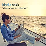 """All-New Kindle Oasis E-reader, Waterproof, 7"""" High-Resolution Display (300 ppi), Built-In Audible, 8 GB Wi-Fi"""