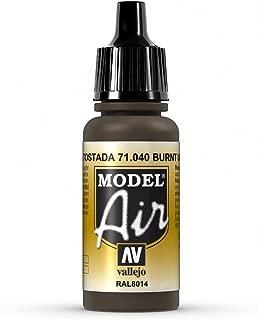 vallejo model air burnt umber
