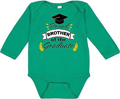 inktastic Proud Sister of The Graduate-Family Graduation Long Sleeve Creeper