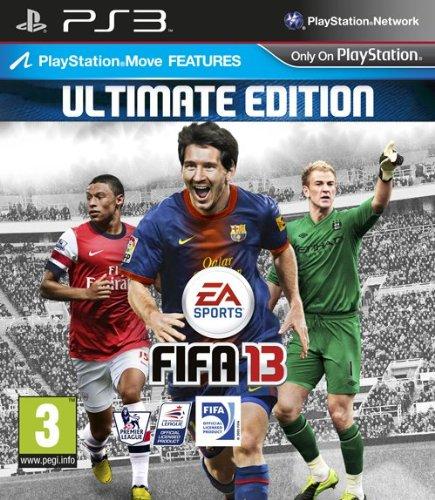 FIFA 13 - Ultimate Edition [Importación inglesa]