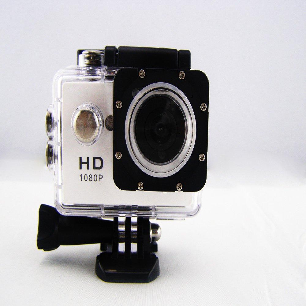 Rorsche Sports DV Driving Recorder監視カメラ1080 P HDマイクロモーションカメラプロのビデオdvミニカメラWIFI /赤外線リモコン/空中広角アウトドアスポーツエクストリームスポーツミニ航空カメラマイクロスポーツカメラ自転車DV(WIFIスポーツDV + 32G TFカード)(ピンク)