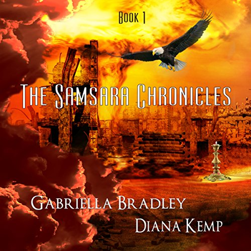 The Samsara Chronicles: Book 1 audiobook cover art