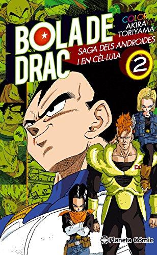 Bola de Drac Color Cèl·lula nº 02/06 (Manga Shonen)