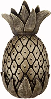 Acorn Manufacturing DQ2AP Artisan Collection Pineapple Knob44; Antique Brass