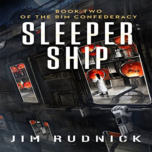 Sleeper Ship audiobook cover art