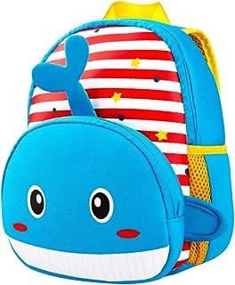 COOFIT Mochila infantil mochila infantil mochila infantil Mochila Animal Preescolar Mochila Guardería Bolsas para Niñas Niños azul celeste