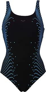 BODYLIFT Women's Barbara Wing Back and Tummy Flattening One Piece Swimsuit