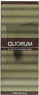 Antonio Puig Quorum Eau de Toilette Spray for Men, 100ml, Multicoloured (QUOPFM002)