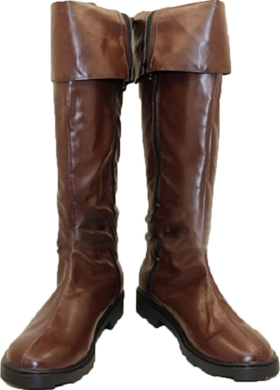 Cosplay Boots shoes for Hellsing Alucard Vampire Hunter