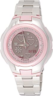 Casio LCF-10D-4A For Women-Analog, Casual Watch