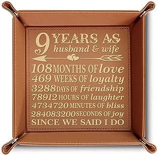 9 year marriage anniversary gift