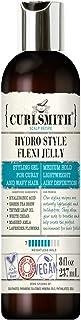 Curlsmith - Hydro Style Flexi-Jelly - Vegan Defining Gel for Wavy, Curly or Coily Hair (8fl.oz)