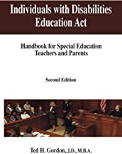 Individuals with Disabilities Education Act: Handbook for Special Education Teachers and Parents